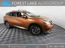 nissan murano for sale 2015 orange nissan in minnesota for sale used cars on buysellsearch