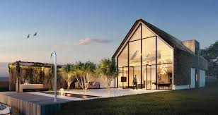 Architecture Visualization by 3d Architectural Visualization Of Small House In The Netherlands