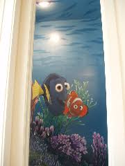 Nemo Bathroom Finding Nemo Bathroom Mural Photo Album By Anna Parker