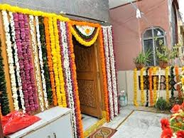 Home Flower Decoration | flower decoration for home flower decoration ideas for pooja at