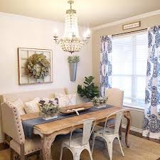 farmhouse boho glam dining room see this instagram photo by