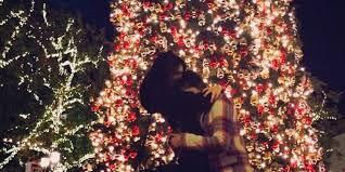 kardashian christmas tree christmas lights decoration