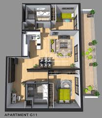 Floor Plans For Real Estate photorealistic 3d floor plans for real estate company u2013 l arch