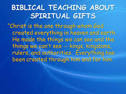 biblical gifts leadership through your spiritual gifts ppt online