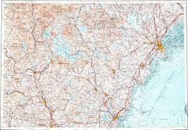 Map Of Portland by Download Topographic Map In Area Of Portland Portsmouth Concord