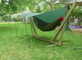 zombie squad u2022 view topic hammock stands for camping diy
