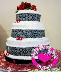 wedding cake murah s sweet bite