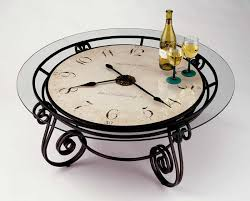 Clock Coffee Table Coffee Table With Clock Top Coffee Table With Clock Top