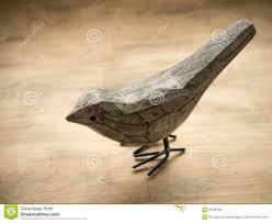 wooden bird sculpture stock image image of idol wood 60299305