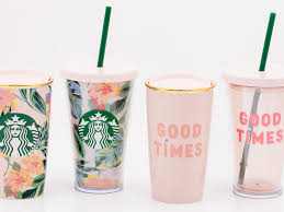 these new starbucks cups scream out for a unicorn frappuccino