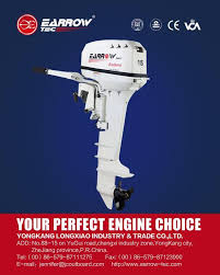 china outboard engine 15hp 2stroke enduro model powerful gasoline