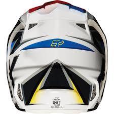 fox motocross australia all new fox racing 2015 v2 race helmet black red gloss finish wide