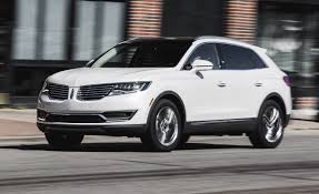 lincoln 2017 crossover 2016 lincoln mkx first drive u2013 review u2013 car and driver
