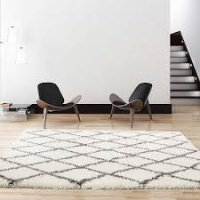 ecarpetgallery diamante shag rug collection