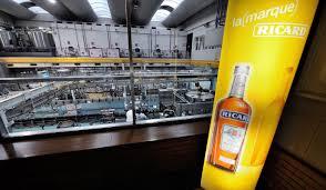 siege ricard pernod ricard les etats unis tirent les résultats du premier