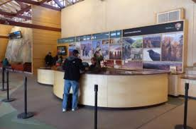 va national service desk grand canyon visitor center help desk picture of south rim