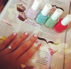 essie go ginza soft pink nail polish nail color u0026 nail