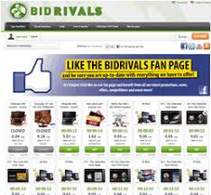 bid auction websites bidrivals review top coupon code for bidrivals bidding site