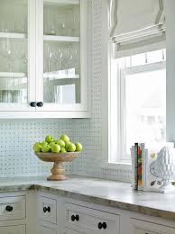 Cottage Kitchen Backsplash Black And White Marble Tile Kitchen Backsplash Cottage Kitchen