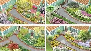 Formal Front Yard Landscaping Ideas - landscape ideas for small sloped front yard landscaping ideas for