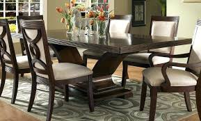 Banquette Furniture Ebay Dark Wood Round Dining Table Large Size Of Dark Wood Round