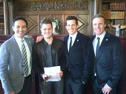 the tenors w buble great missing remi the tenors on the
