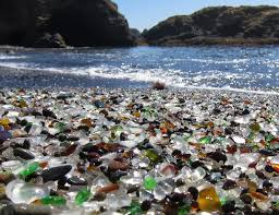 beach of glass 30 sea glass ideas projects lovely greens