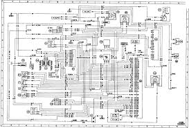 1990 ford capri wiring diagram ford wiring diagram schematic