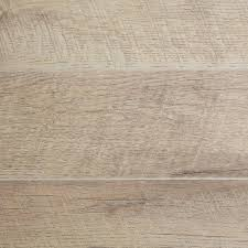 Home Depot Laminate Floor Trafficmaster Hand Scraped Allentown Hickory 7 Mm Thick X 7 2 3 In