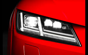 audi matrix headlights 2014 audi tts coupe matrix led headlight 8 2560x1600 wallpaper