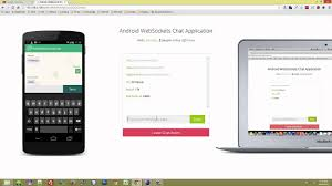 chat apps for android android building chat app using sockets demo