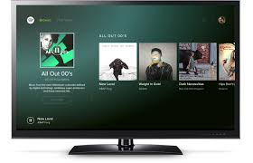 connect android to tv spotify launches on android tv new android wear app coming