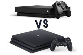 xbox one x vs ps4 pro what u0027s the difference pocket lint