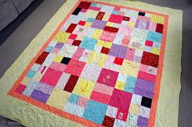 memory clothes childhood memory quilts made from clothing