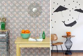 Removable Wallpaper For Renters 20 Beautiful And Innovative Wallpaper Designs Brit Co