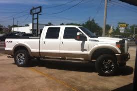 Ford F250 Truck Wheels - f250 1014788 big chief tire