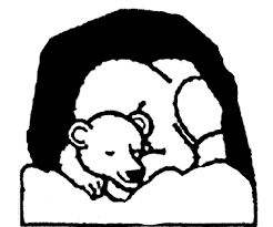 cave clipart bear cave pencil and in color cave clipart bear cave