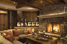 rustic stone fireplaces amazing best wood fireplace ideas stone pict rustic estate with