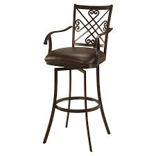 bar stools swivel bar stools with arms aire barstool outdoor