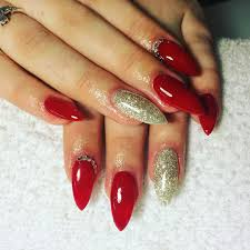 nail art red wedding www vvvt info