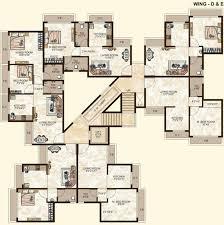 800 sq ft 2 bhk 2t apartment for sale in tulsi estates mangalam