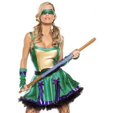 Ninja Halloween Costume Kids Ninja Turtle Womans Costume