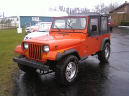 jeep rubicon orange 1987 jeep wrangler sport news reviews msrp ratings with