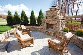 Cheap Patio Kits Outdoor Stone Fireplace Kits Style Unique Outdoor Stone