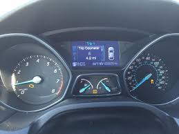 Ford Escape Dashboard - 2012 ford focus engine won u0027t turnover won u0027t start 22 complaints