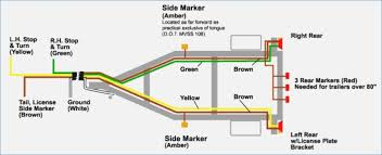 enclosed trailer wiring diagram americansilvercoins info
