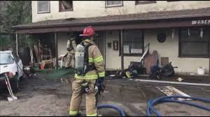 I Tried Killing A Spider - california man accidentally sets apartment on fire while trying to