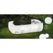 pedrali bar counter igloo for outdoor counter backlit