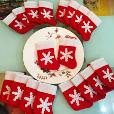 compare prices on mini christmas stockings online shopping buy