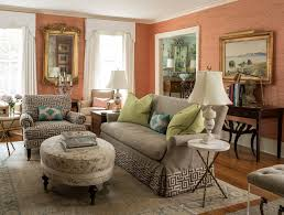 Intimate And Minimalist Traditional Family Room Decorative Tips By - Traditional family room